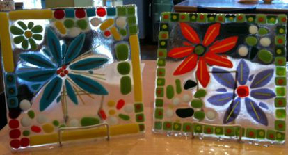 Picture of Glass Fusing