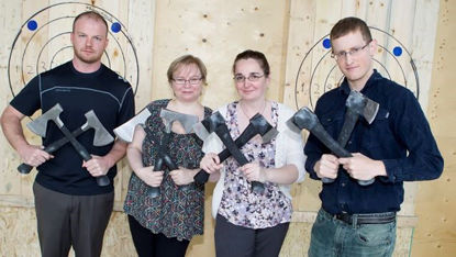 Picture of Bad Axe Throwing