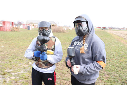 Picture of The Battlegrounds Paintball