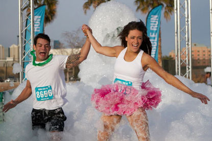 Picture of The Bubble Run