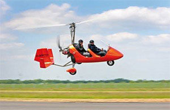 Picture of AutoGyro of Lousiana