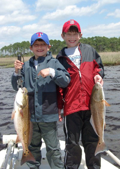 Picture of BackWater Fishing Adventures