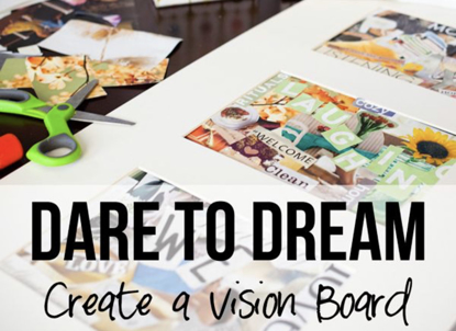 Picture of Make a Vision Board