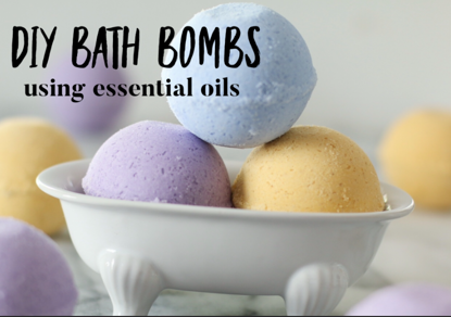 Picture of Make Bath Bombs