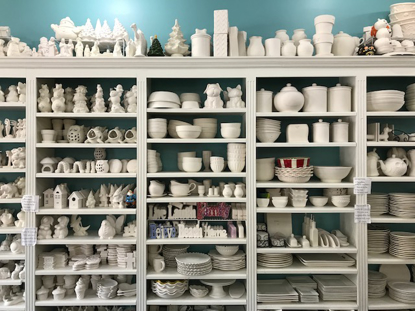 Paint Your Own Pottery - Things To Do Near Me